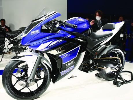 Yamaha R25 Masih Dikembangkan Sebelum Diluncurkan di Indonesia