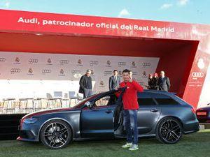 Ronaldo Pilih Audi RS6, Bale Dapat Audi Q7
