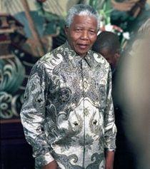 Anis Matta: Jembatan Dunia itu Bernama Mandela
