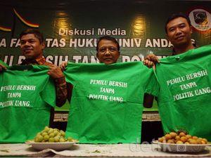 Diskusi Pemilu Tanpa Politik Uang