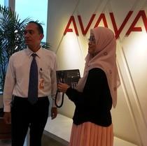 Avaya Tekan Drop Call Contact Center Bank Mega