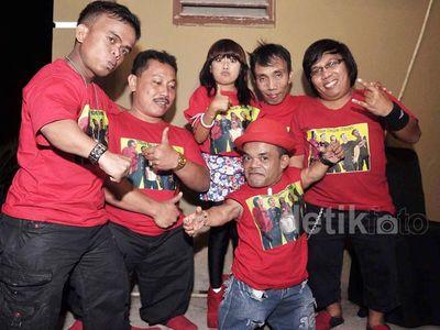 Ucok Baba Jadi Anak Band