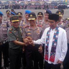 16 Ribu Anggota TNI Disiagakan Saat Natal dan Tahun Baru