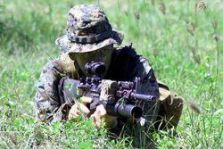 Pengamanan Natal, Polres Simalungun Tempatkan Sniper