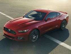 Produksi Awal Ford Mustang Anyar akan Dilelang