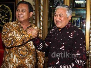 Prabowo Temui Din Syamsuddin