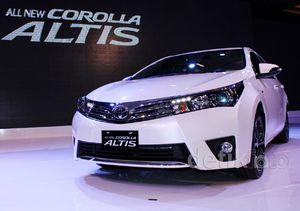 Toyota Luncurkan All New Corolla Altis