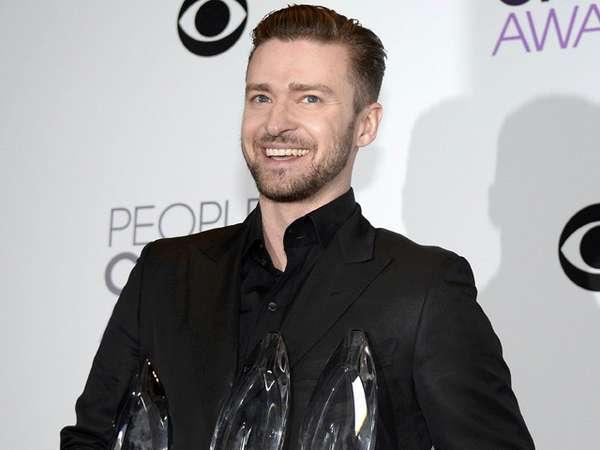 Justin Timberlake, Artis Pria Terfavorit di PCA 2014