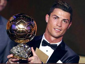 Ronaldo Raih Ballon dOr