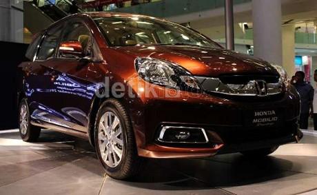 86 Persen Komponen MPV Honda Mobilio Diproduksi di RI