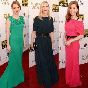Penampilan Selebriti Terbaik di Critics Choice Awards