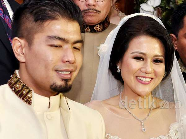 Bams Resmi Menikah