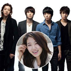 Fans Park Shin Hye dan CNBlue Buat Acara Donasi untuk Korban Banjir Jakarta