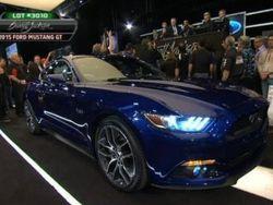 Produksi Pertama Mustang Teranyar Laku Lebih dari Rp 3 Miliar