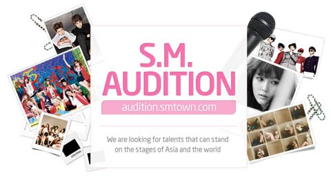 SM Global Audition Jakarta Akan Digelar Selama 3 Hari