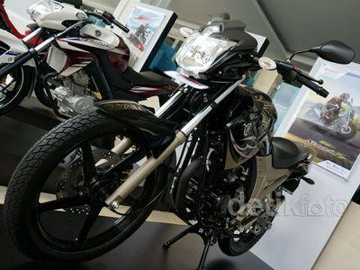 Yamaha Luncurkan Scorpio Edisi Khusus