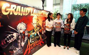 Game Heroes of Atarsia Siap Beraksi