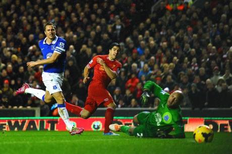 Liverpool Ukir Kemenangan Terbesar Atas Everton dalam 32 Tahun
