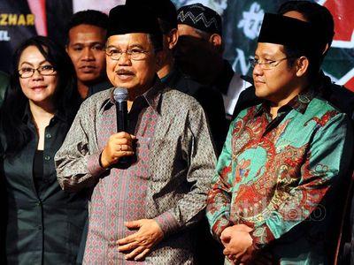 PKB Deklarasikan JK Sebagai Capres 2014