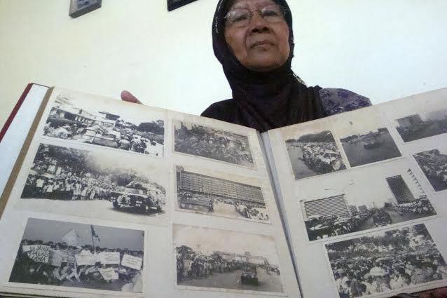 8 Foto Kenangan Saat Jenazah Usman-Harun Dibawa ke Indonesia