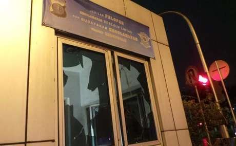Polisi Terus Selidiki Motif Penyerangan Pos Polisi