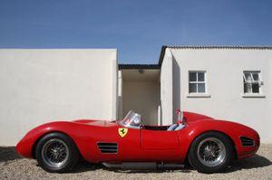 Siapa Mau Ferrari Klasik Rp 477 Miliar?