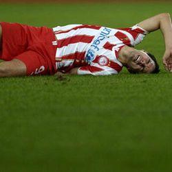 Mengenal Cedera pada Sepakbola