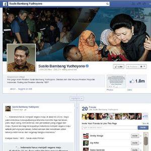 Situs Satir: PM Singapura Unfriend SBY di Facebook