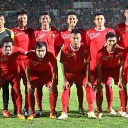 Timnas U-19 dan Persijap Berimbang 1-1