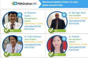PilihDokter, Tempat Para Dokter Menjual Diri