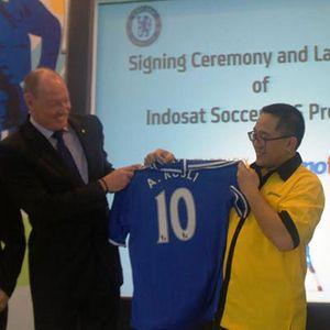 Setelah Barca, Indosat Gaet Chelsea