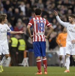 Kepompong Atletico di Antara Gugusan Bintang Real Madrid