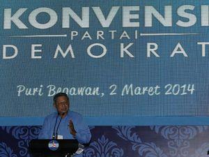 SBY Hadiri Debat Capres Konvensi PD