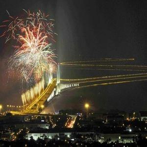 Apa Nama Jembatan Terpanjang se-Asia Tenggara Milik Malaysia?