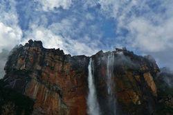 Inikah Air Terjun Tertinggi di Dunia?