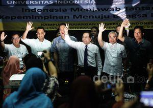 Debat Capres Konvensi PD vs Konvensi Rakyat