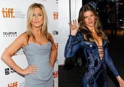 Jennifer Aniston Ingin Punya Tubuh Seperti Gisele Bundchen