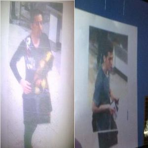 Tak Mirip Balotelli, Ini Foto Dua Pria Pengguna Paspor Curian di MAS