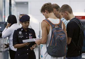 Belum Ada Rekam Jejak Mencurigakan dari 2 Pengguna Paspor Curian di MAS