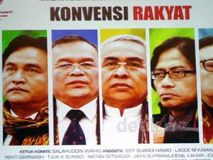 Debat Publik Terakhir Konvensi Rakyat