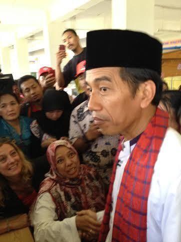 Jadi Capres PDIP, Jokowi Janji Bakal Tetap Selesaikan Waduk Marunda
