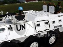 TNI Terima 24 Panser Anoa Buatan Pindad