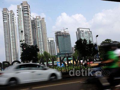 NJOP Jakarta Naik 140 Persen
