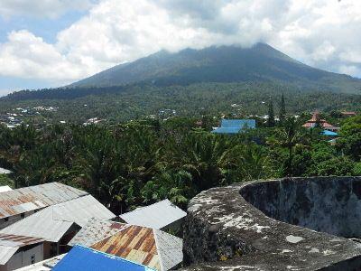 Ternate, Kota Rempah dan Sejarah di Kaki Gunung Gamalama