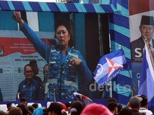 Kampanye Terbuka Partai Demokrat di Magelang