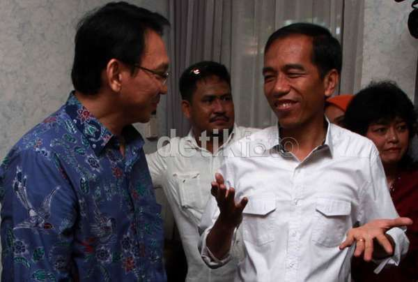 Gantikan Jokowi, Ahok Pimpin Rapim di Balai Kota