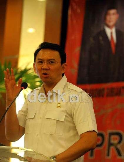 Ahok: Transportasi Jakarta Terintegrasi 3 Tahun Lagi