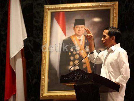 Jokowi Minta Ahok Pelajari Metro Kapsul