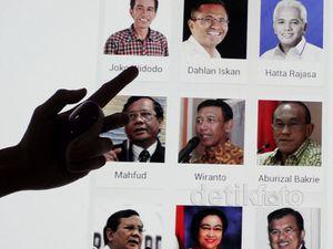 Aplikasi Pemilu Hadir di Ponsel