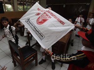 Kampanye PKPI Ganggu UTS Siswa SD
